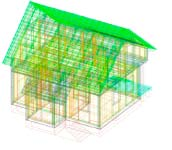 Панельно-каркасные дома. Технологии