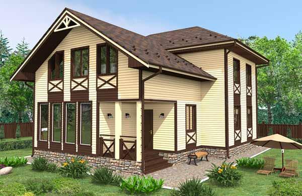 Каркасно-панельные дома, какие цены?
