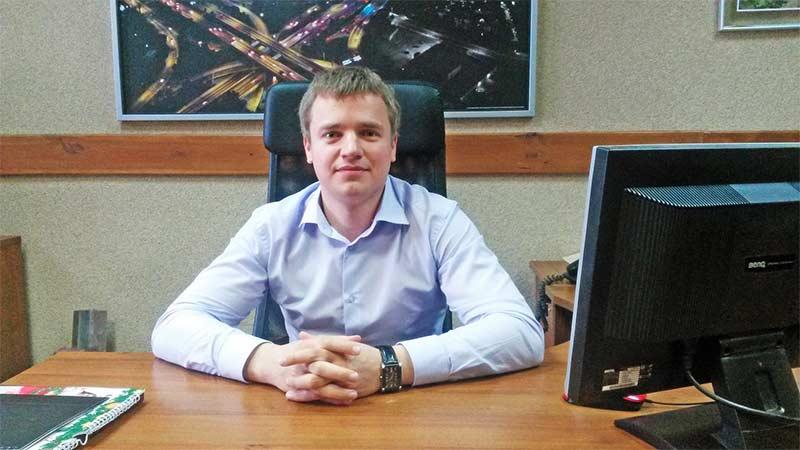 Коммерческий директор нижегородской производственно-строительной компании МКД Роман Александров